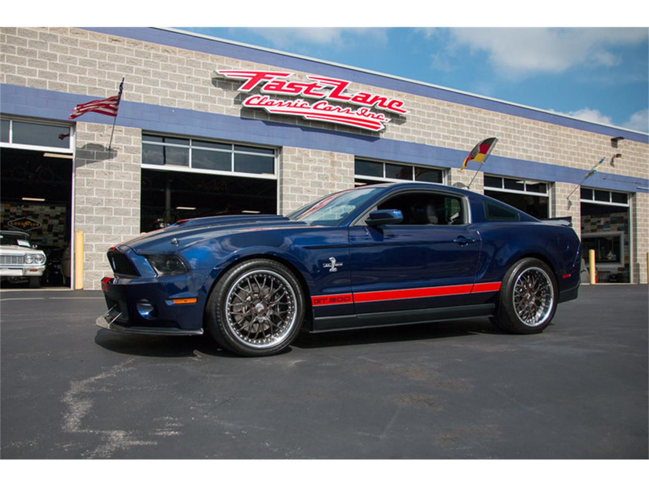 Large Picture of '11 GT500 Offered by Fast Lane Classic Cars Inc. - L3G7