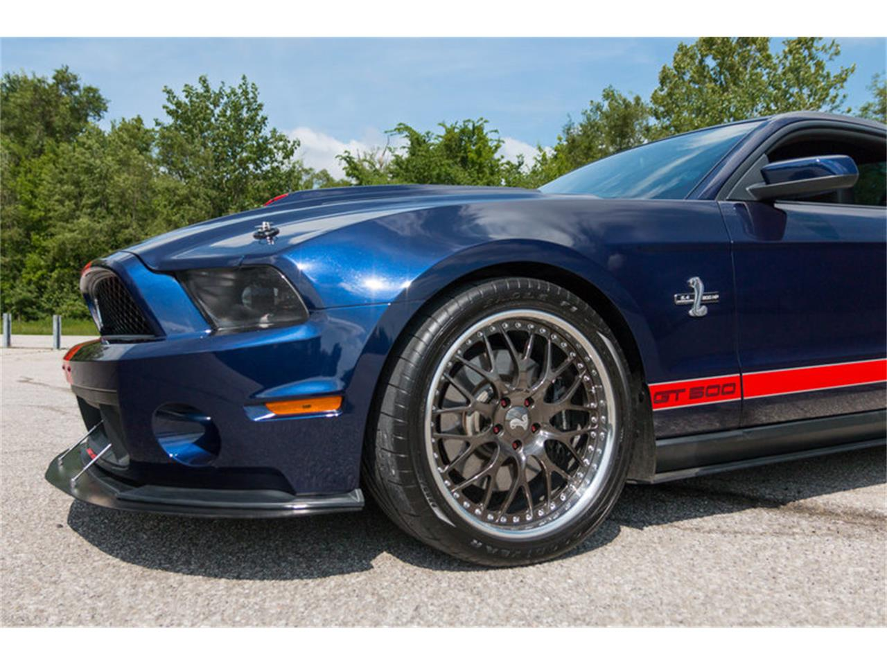 Large Picture of '11 Shelby GT500 - L3G7