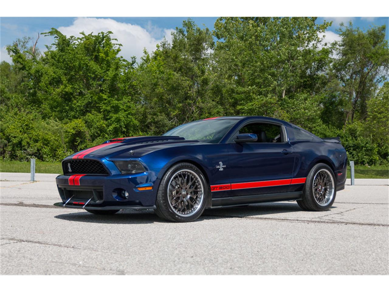 Large Picture of '11 Shelby GT500 located in Missouri Offered by Fast Lane Classic Cars Inc. - L3G7