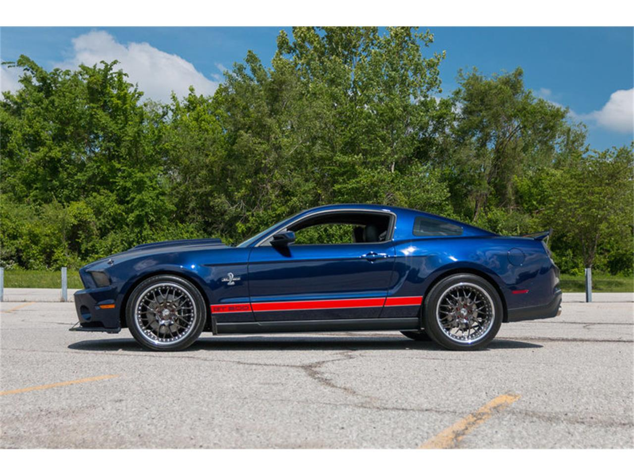 Large Picture of 2011 Shelby GT500 located in Missouri - $54,995.00 - L3G7