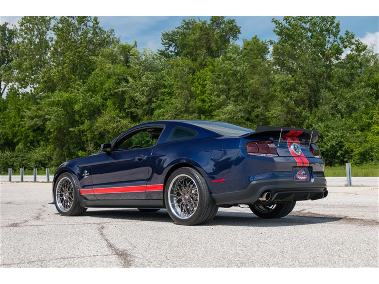 Large Picture of 2011 Shelby GT500 located in Missouri - L3G7