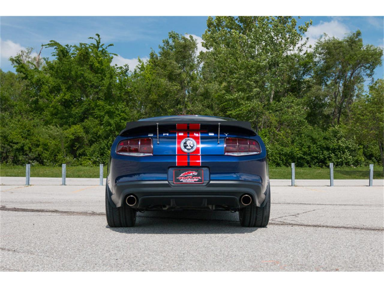 Large Picture of '11 GT500 located in Missouri - $54,995.00 Offered by Fast Lane Classic Cars Inc. - L3G7