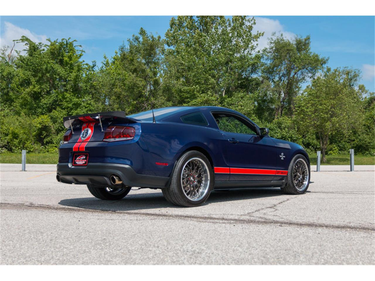 Large Picture of 2011 GT500 located in St. Charles Missouri - $54,995.00 Offered by Fast Lane Classic Cars Inc. - L3G7