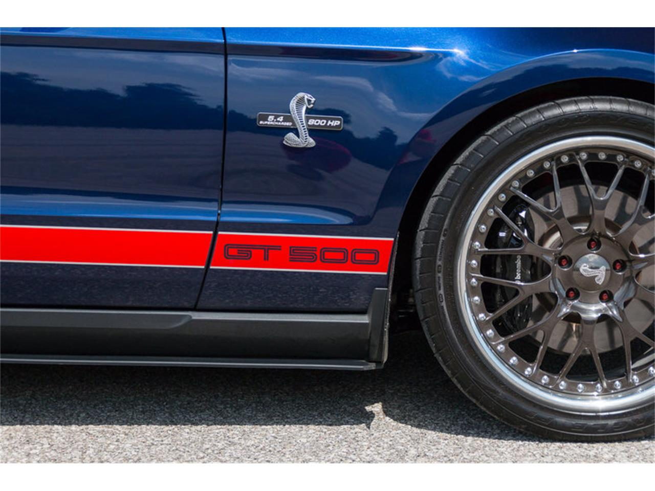 Large Picture of 2011 GT500 located in Missouri - L3G7
