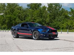 Picture of '11 Shelby GT500 located in St. Charles Missouri - $54,995.00 Offered by Fast Lane Classic Cars Inc. - L3G7