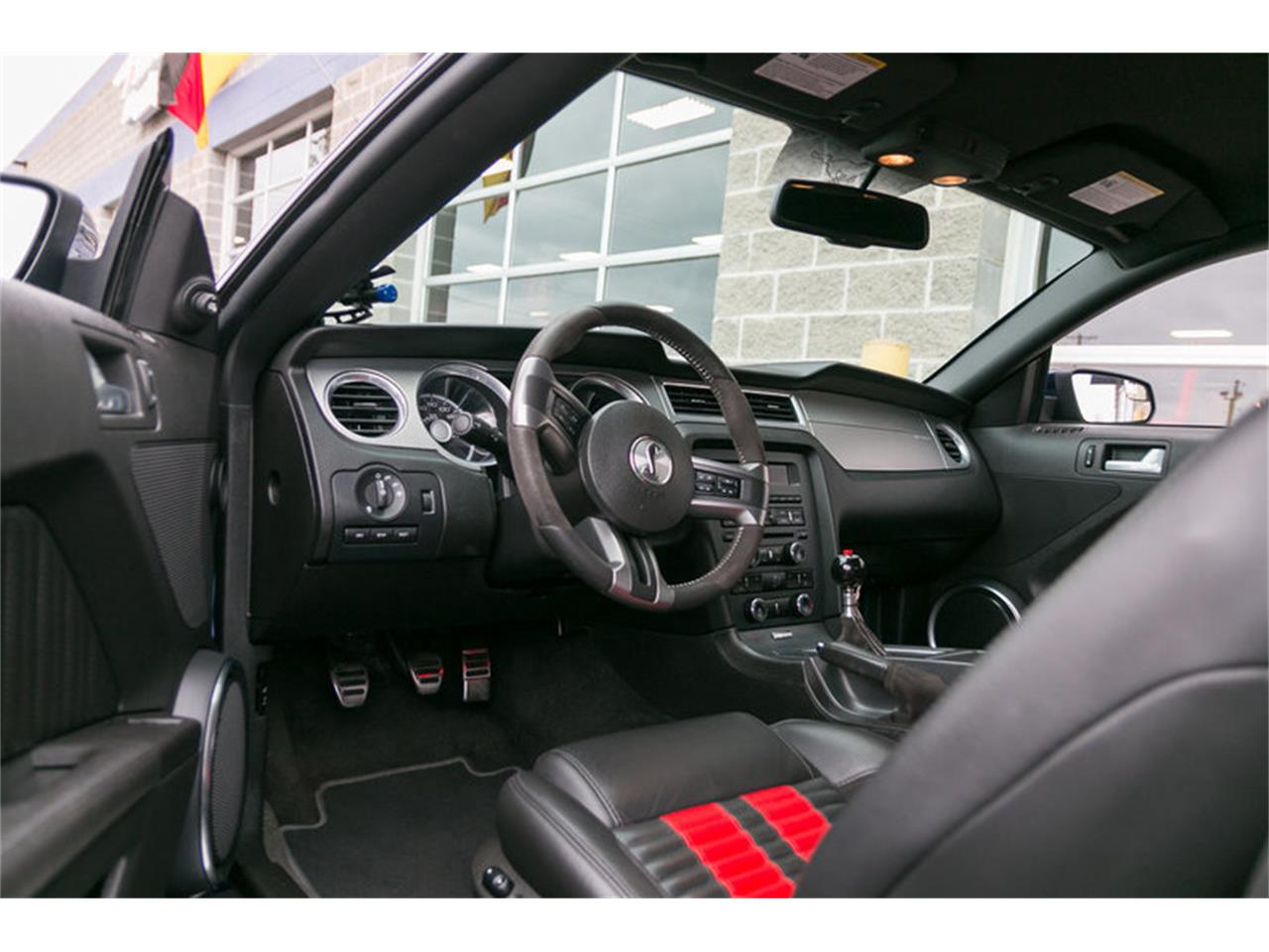 Large Picture of 2011 Shelby GT500 located in St. Charles Missouri - $54,995.00 - L3G7