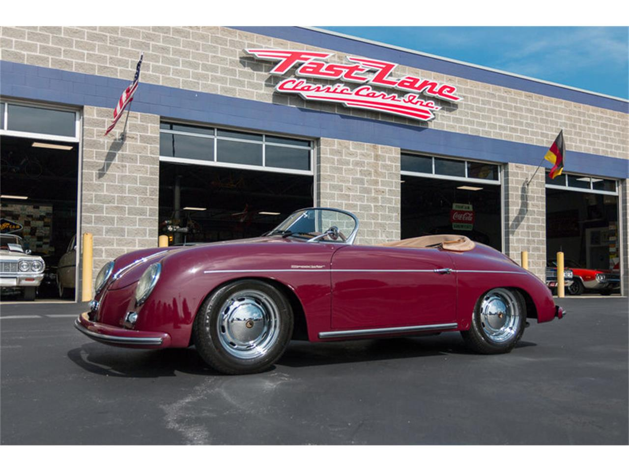 Large Picture of '57 Other/special Speedster located in Missouri - $34,995.00 - L3G9