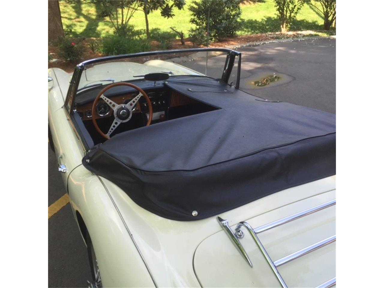 Large Picture of Classic 1967 Austin-Healey 3000 Mark III located in Nashville Tennessee - $52,000.00 - L3I0