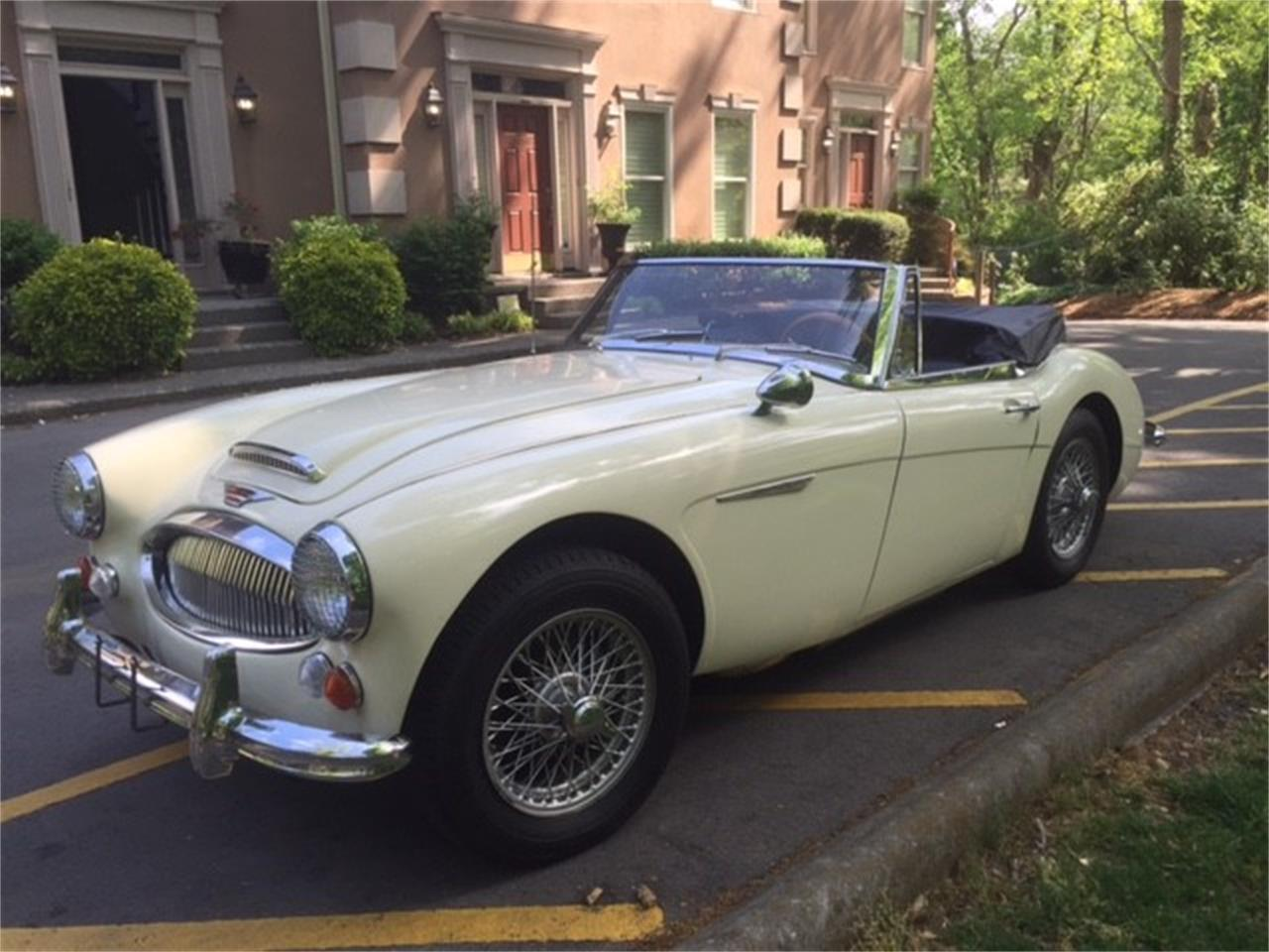 Large Picture of Classic '67 Austin-Healey 3000 Mark III located in Tennessee - $52,000.00 - L3I0