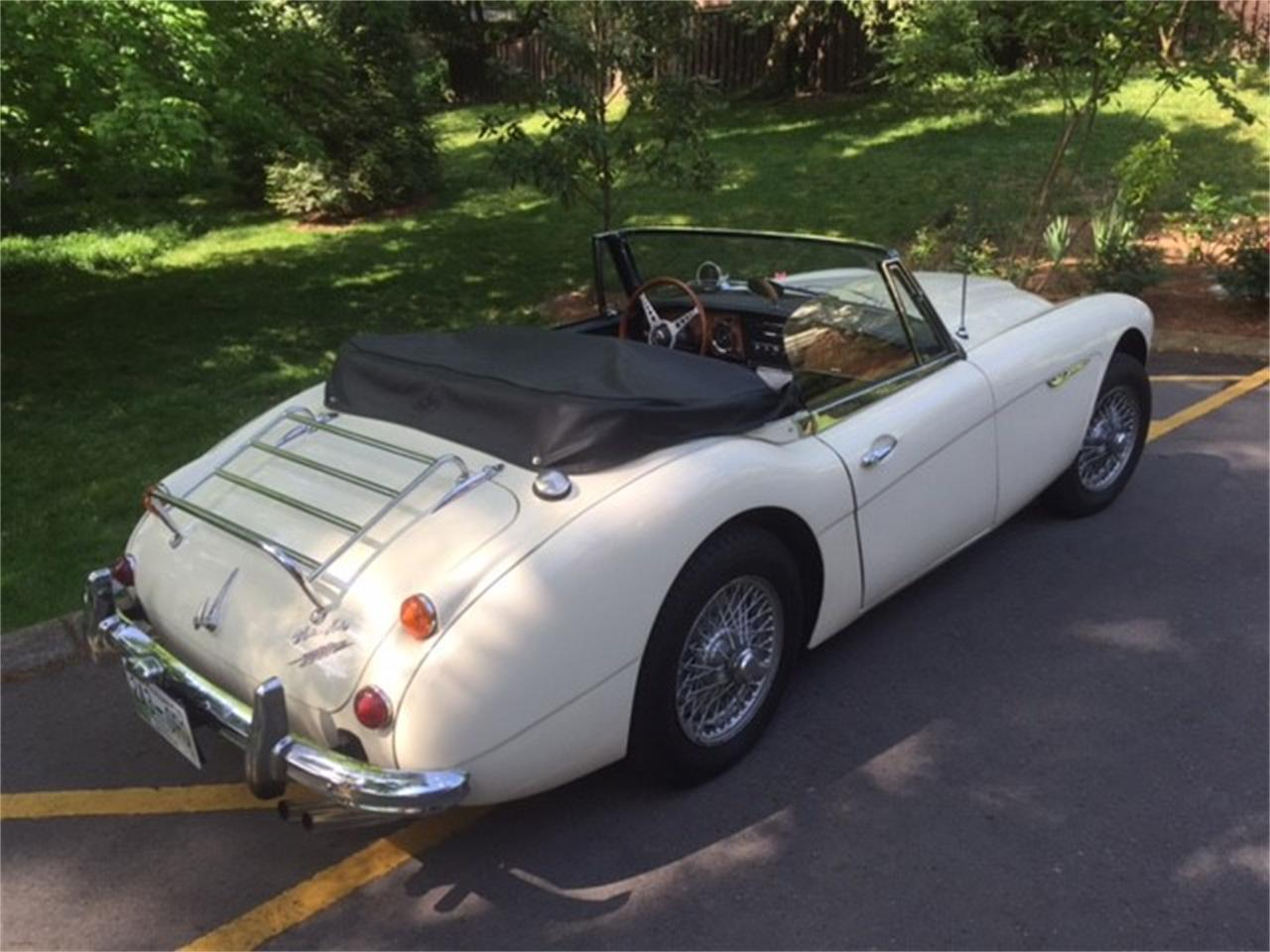 Large Picture of 1967 3000 Mark III located in Nashville Tennessee Offered by a Private Seller - L3I0