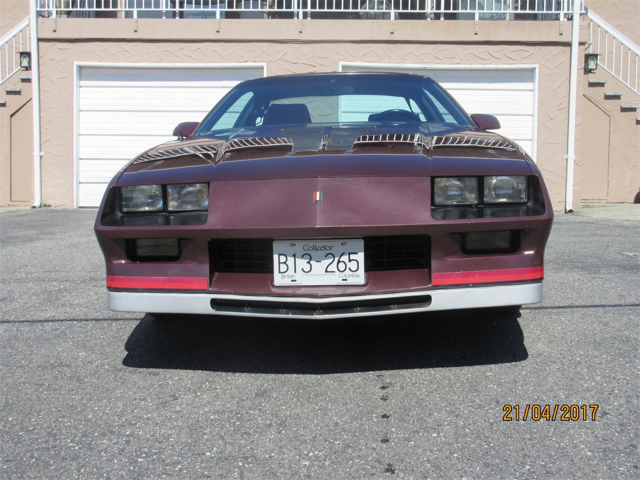 Large Picture of 1982 Camaro Z28 located in British Columbia - $15,000.00 Offered by a Private Seller - L3IA