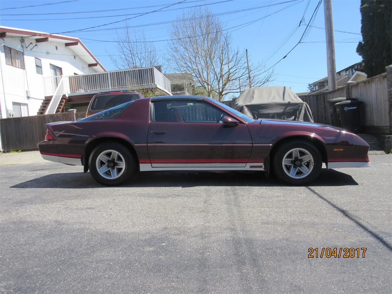Large Picture of 1982 Chevrolet Camaro Z28 located in British Columbia Offered by a Private Seller - L3IA
