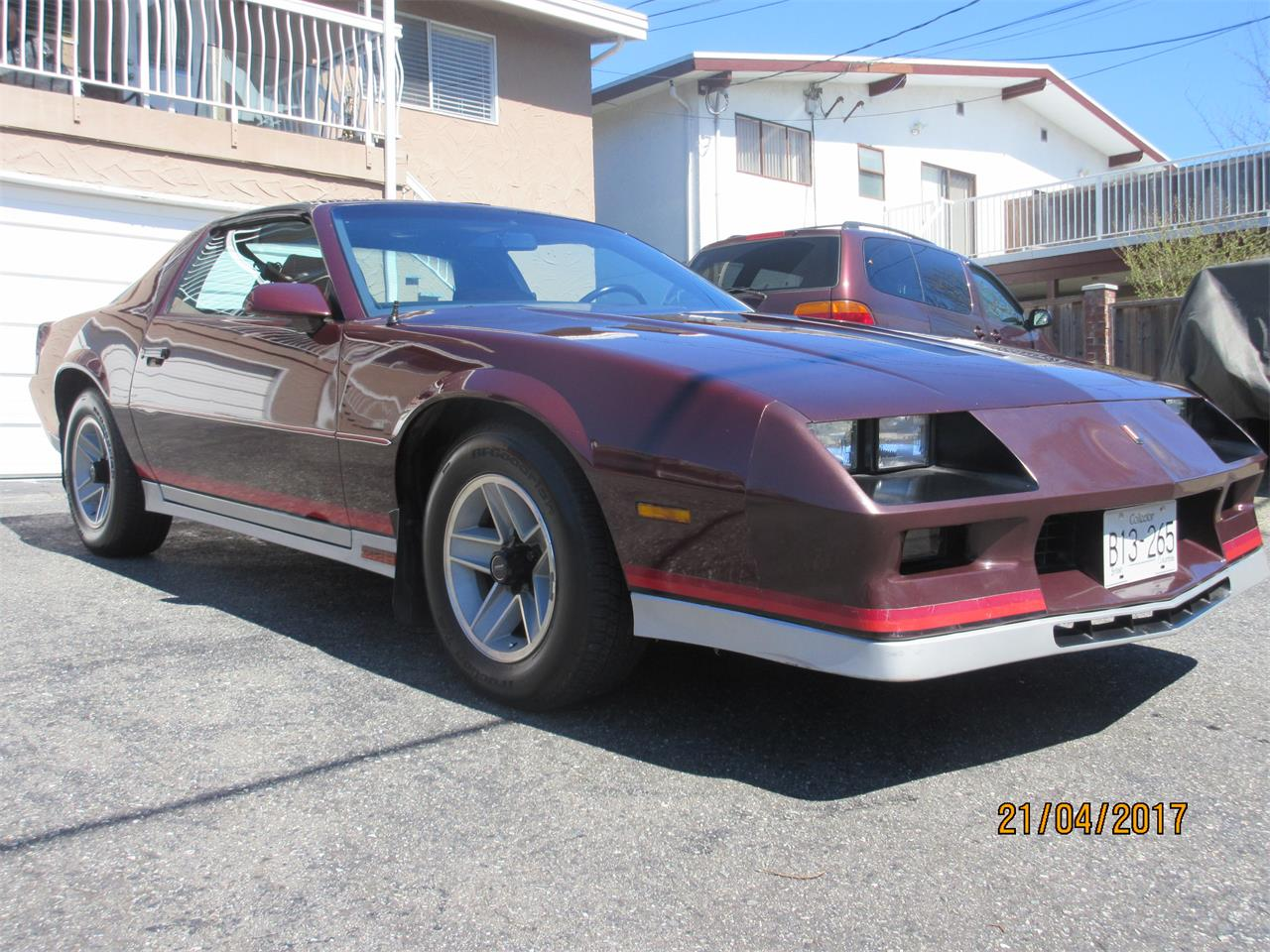 Large Picture of '82 Camaro Z28 - $15,000.00 - L3IA