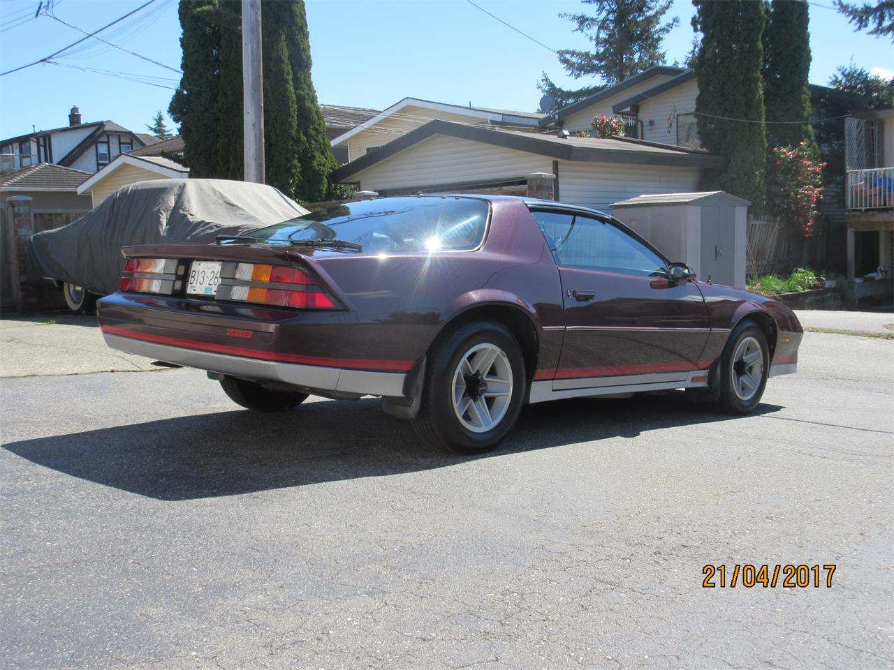 Large Picture of '82 Camaro Z28 located in Burnaby British Columbia - $15,000.00 - L3IA