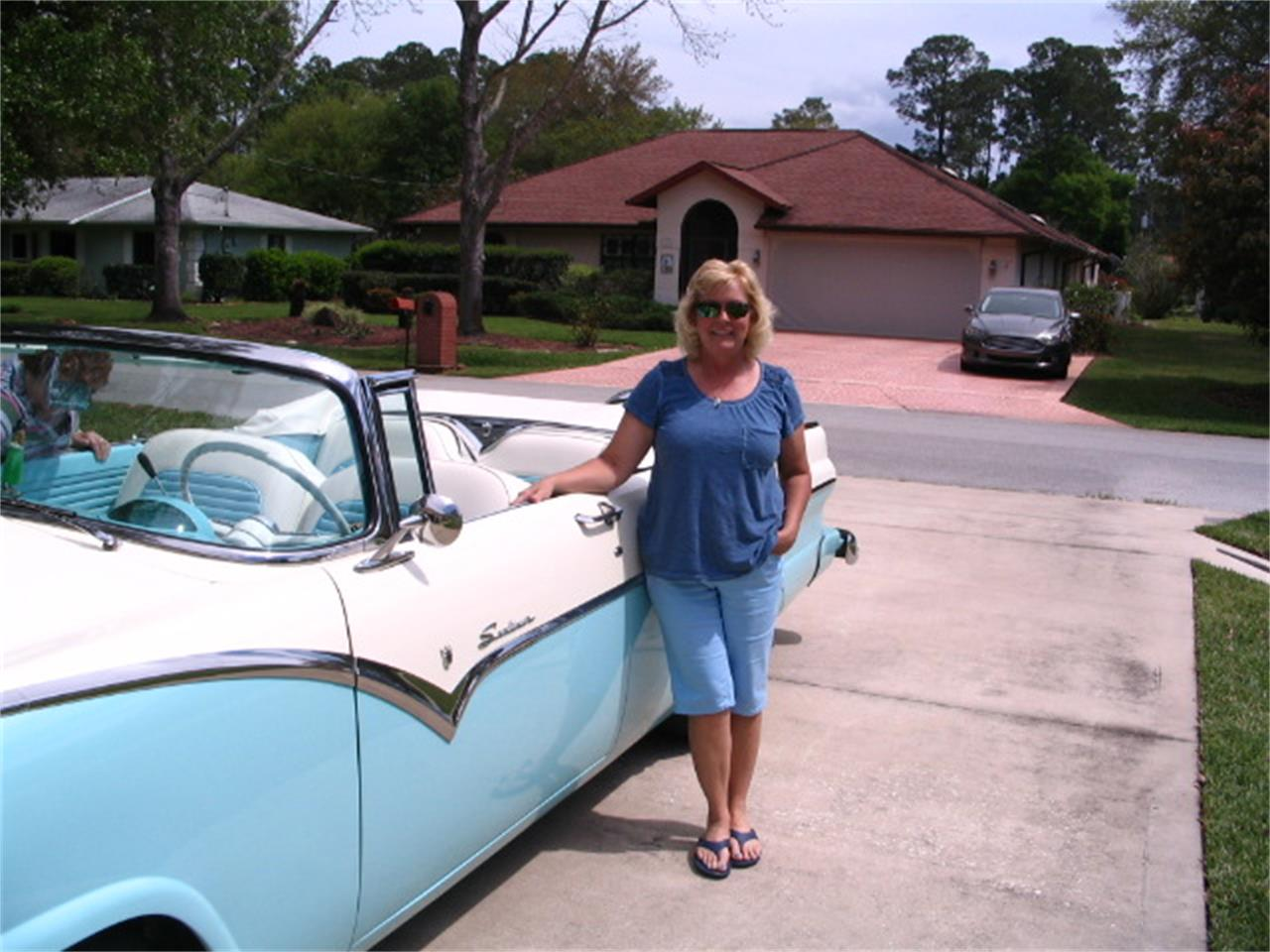 Large Picture of 1955 Ford Sunliner - $51,900.00 Offered by a Private Seller - L3IT