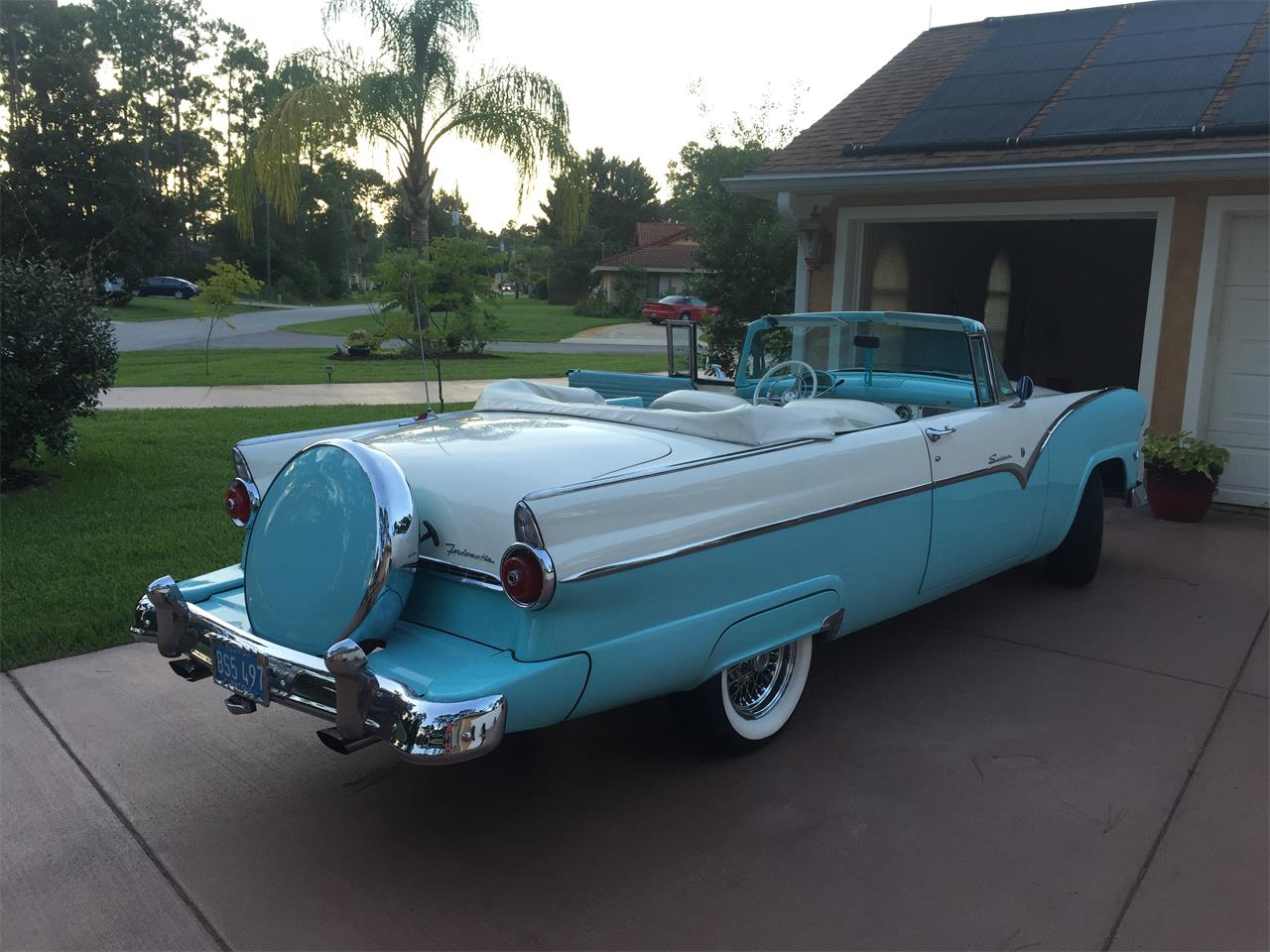 Large Picture of Classic '55 Sunliner located in Palm Coast Florida - $51,900.00 - L3IT