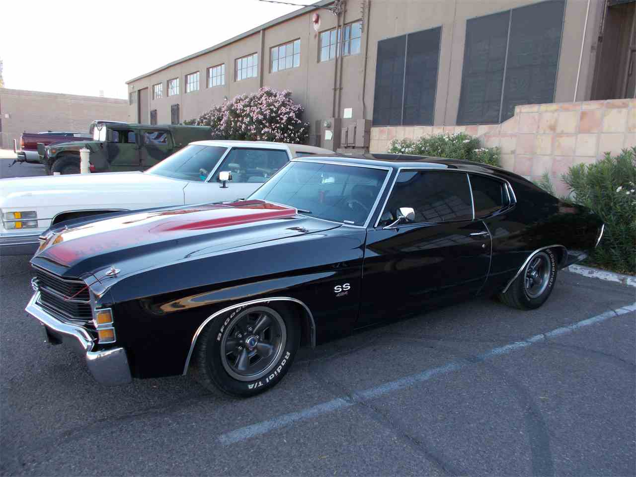 Large Picture of '71 Chevelle SS - L3K7