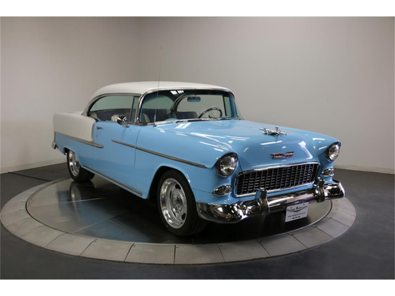 1955 Chevrolet Bel Air For Sale Cc 984413 Large Picture Of 55 L3kt
