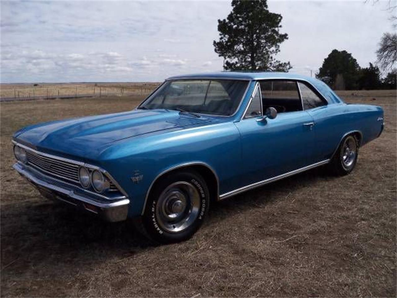 Large Picture of 1966 Chevrolet Chevelle Offered by Classic Car Deals - L3LJ
