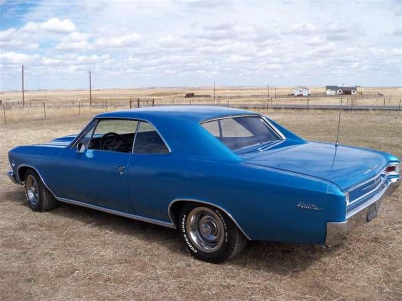 Large Picture of '66 Chevelle Offered by Classic Car Deals - L3LJ