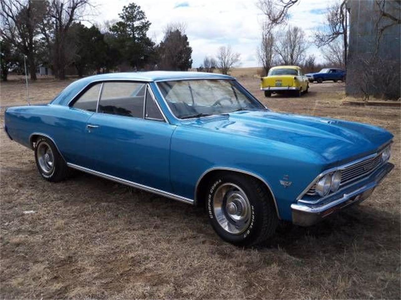 Large Picture of '66 Chevrolet Chevelle located in Cadillac Michigan - L3LJ