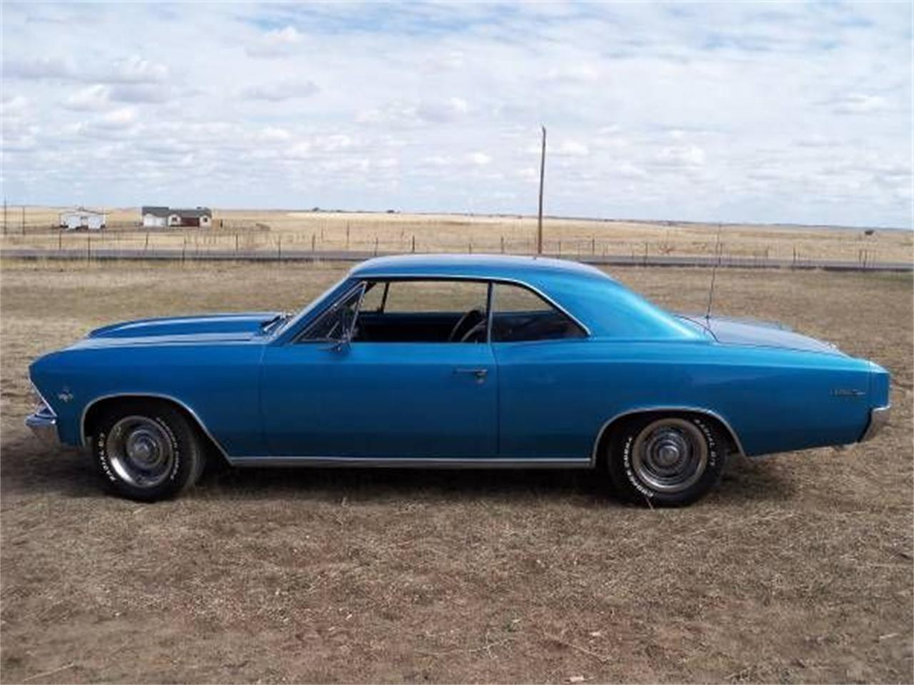 Large Picture of '66 Chevrolet Chevelle located in Michigan - L3LJ