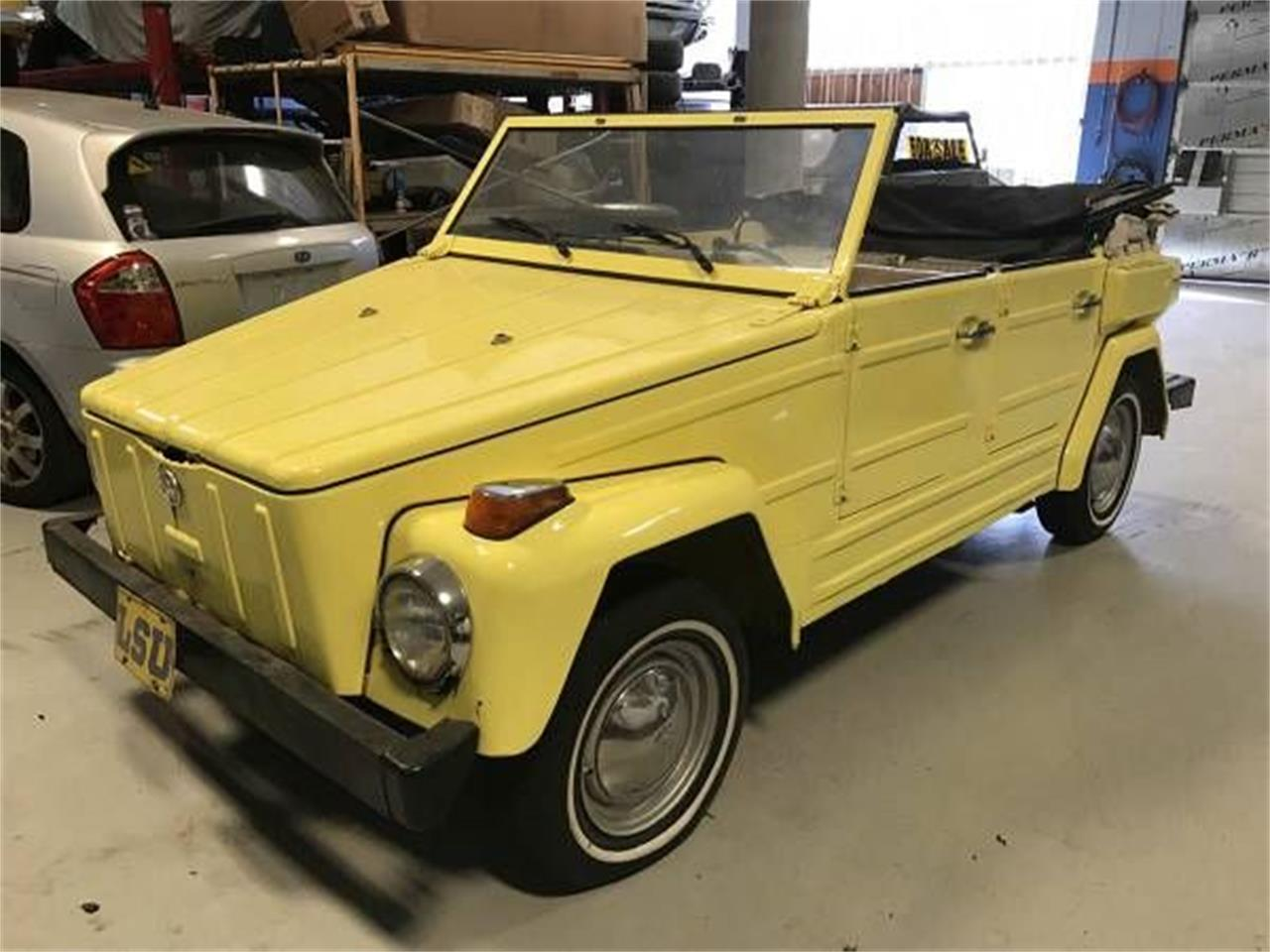Large Picture of 1974 Volkswagen Thing - $12,495.00 Offered by Classic Car Deals - L3LL
