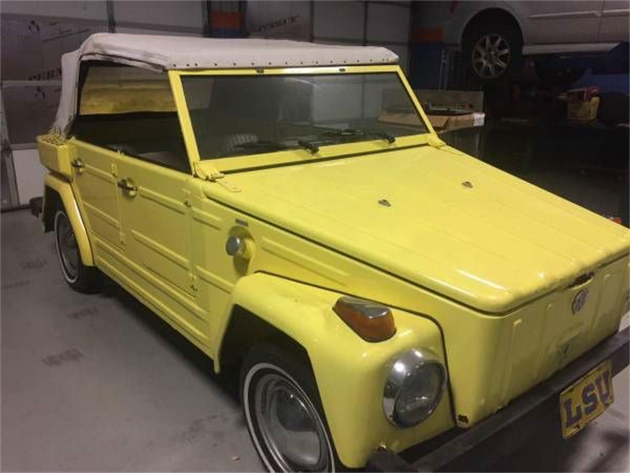 Large Picture of 1974 Volkswagen Thing located in Michigan - L3LL