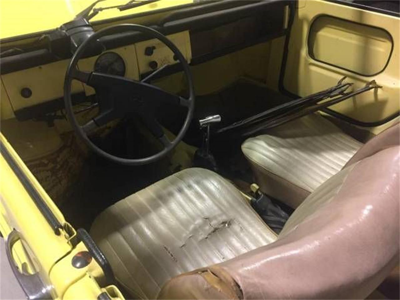 Large Picture of '74 Volkswagen Thing located in Michigan - L3LL