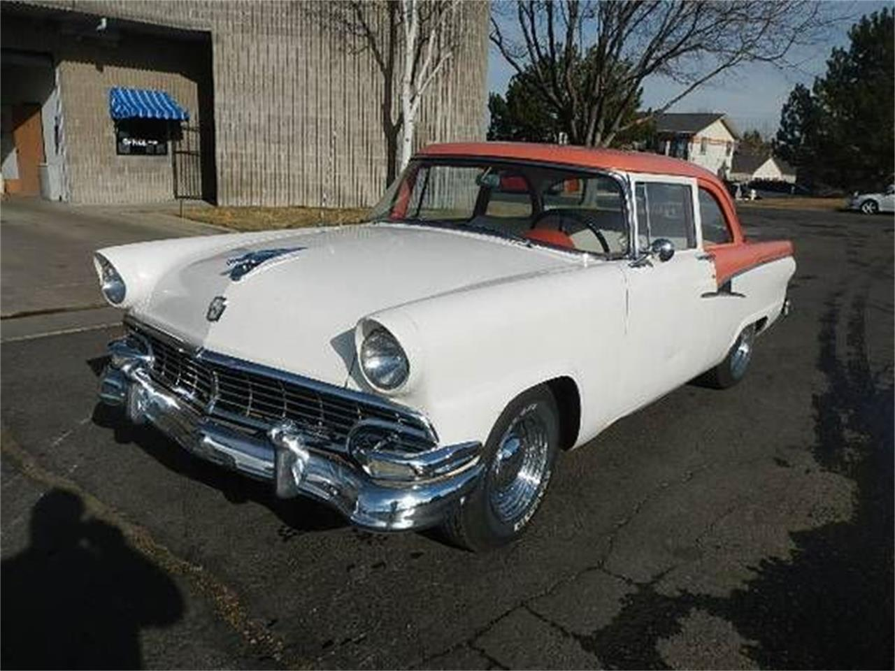 Large Picture of 1956 Business Coupe located in Michigan - L3LP