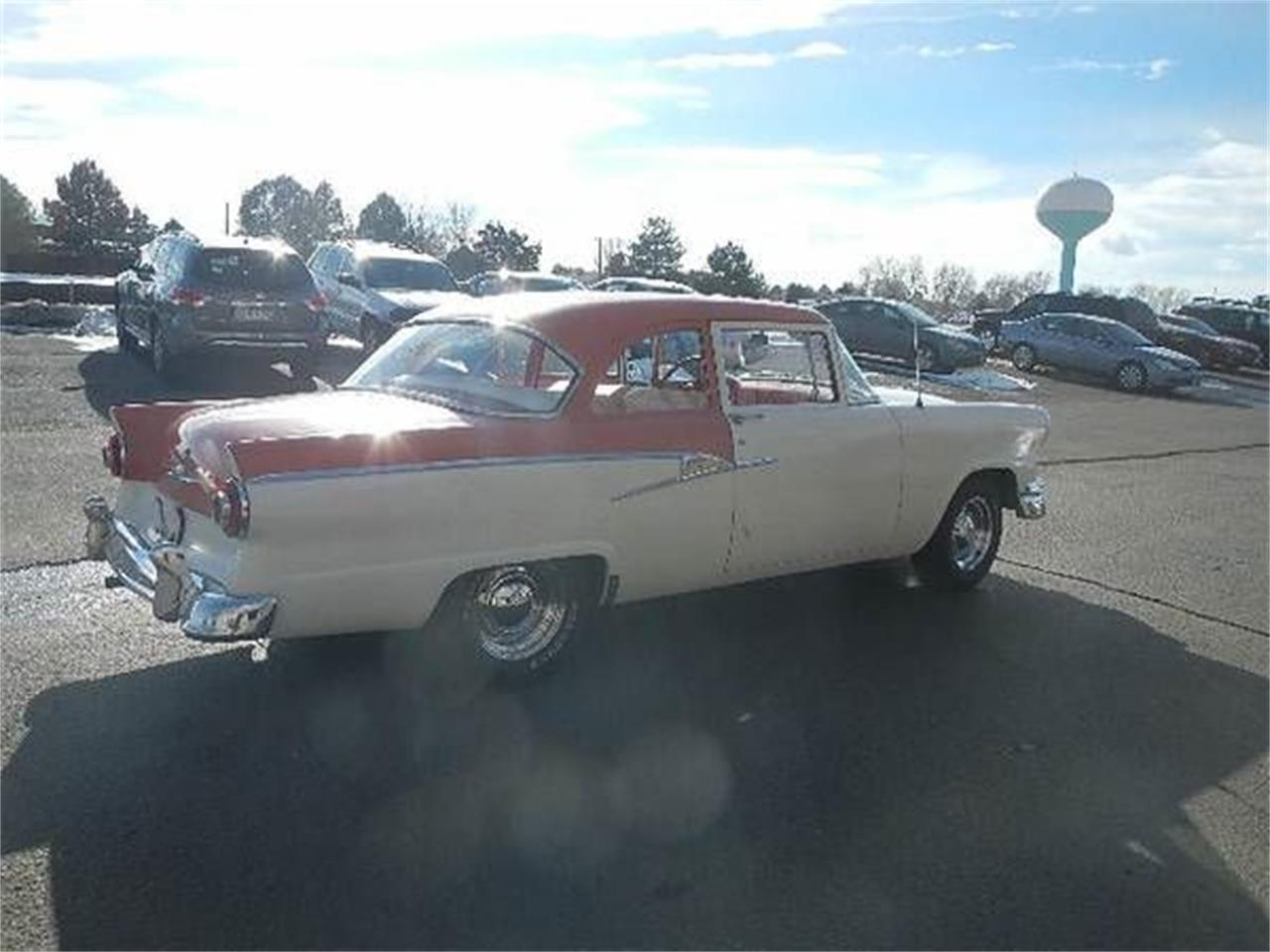 Large Picture of 1956 Ford Business Coupe located in Cadillac Michigan - L3LP
