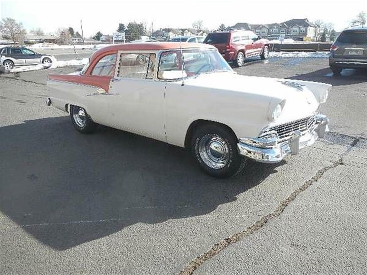 Large Picture of Classic 1956 Ford Business Coupe located in Cadillac Michigan - L3LP