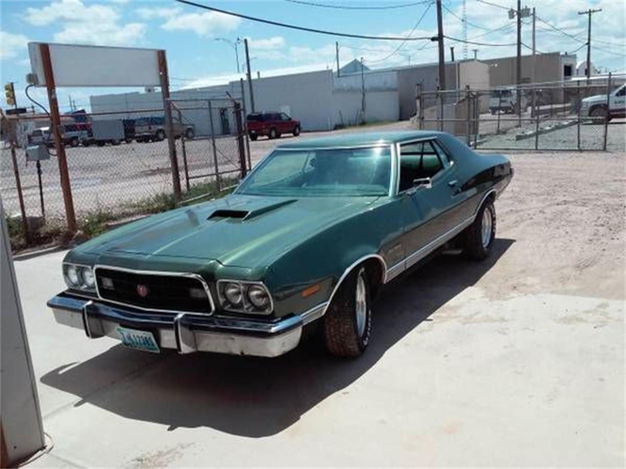 Large Picture of '73 Gran Torino - L3LW