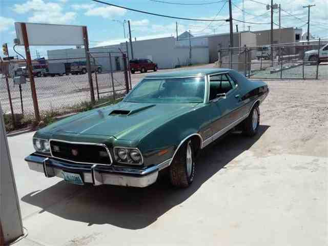 Picture of Classic '73 Ford Gran Torino located in Cadillac Michigan - $13,495.00 Offered by Classic Car Deals - L3LW