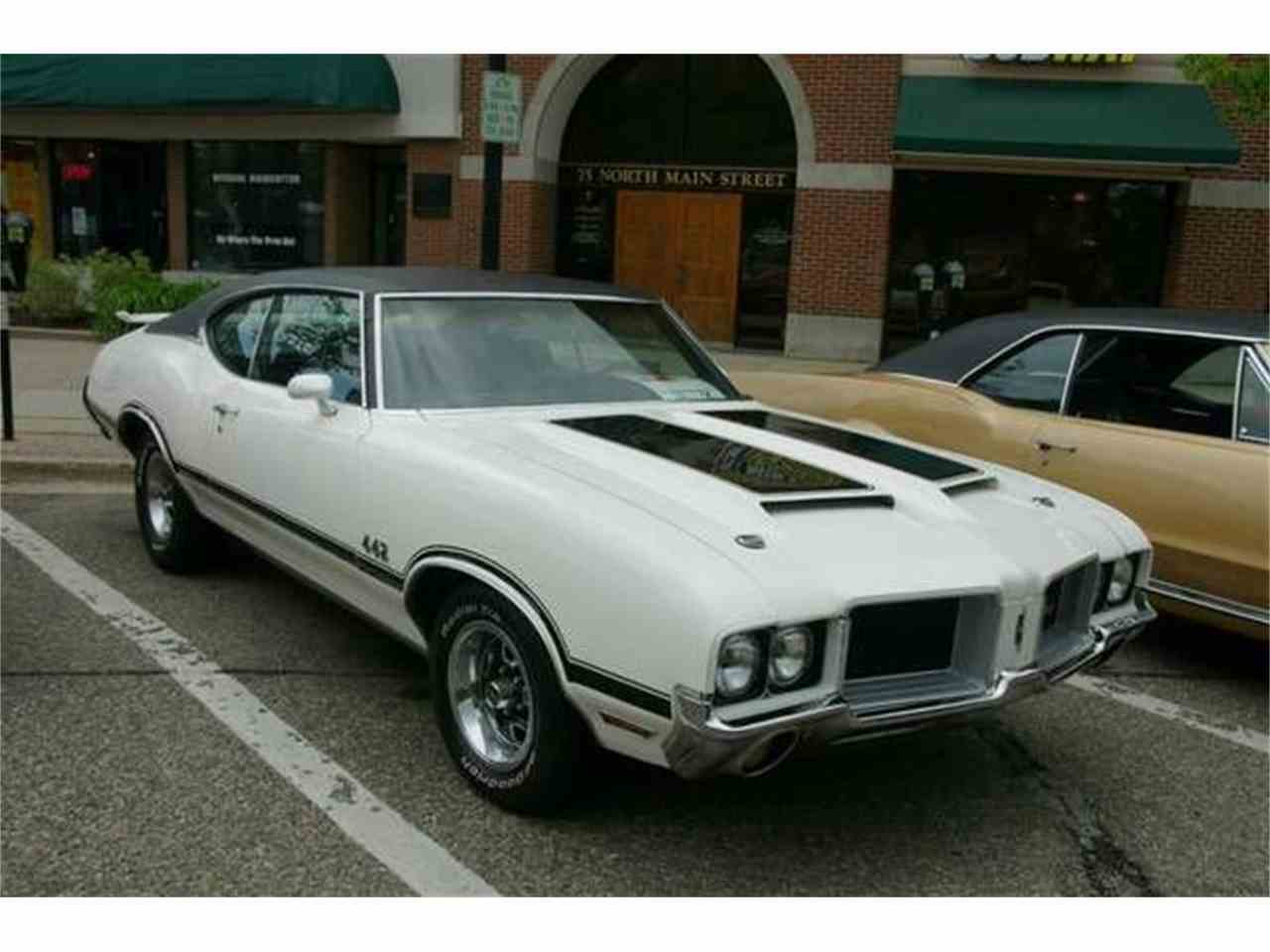 Large Picture of '72 Cutlass - L3LX