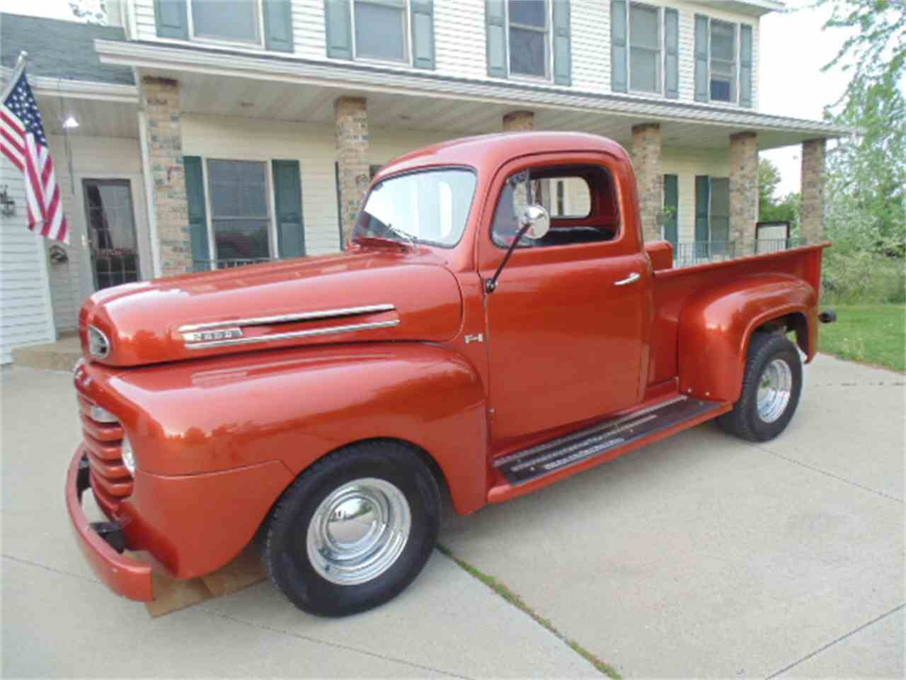 Ford Rochester Mn >> 1950 Ford F1 Pickup for Sale | ClassicCars.com | CC-984461