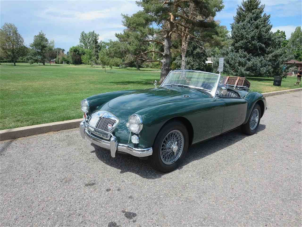 Large Picture of '60 MGA - L3MD