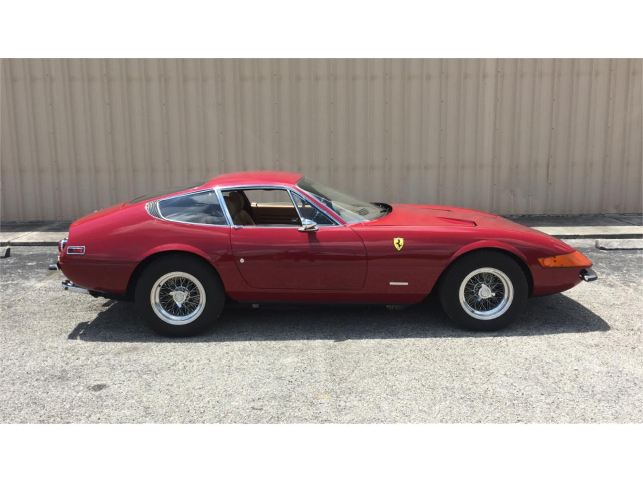 Large Picture of 1972 Ferrari 365 GTB located in Florida Offered by a Private Seller - L3N2