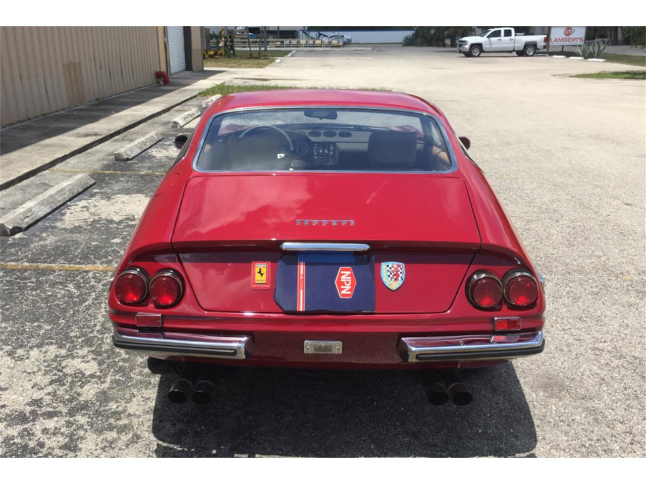 Large Picture of '72 365 GTB - L3N2