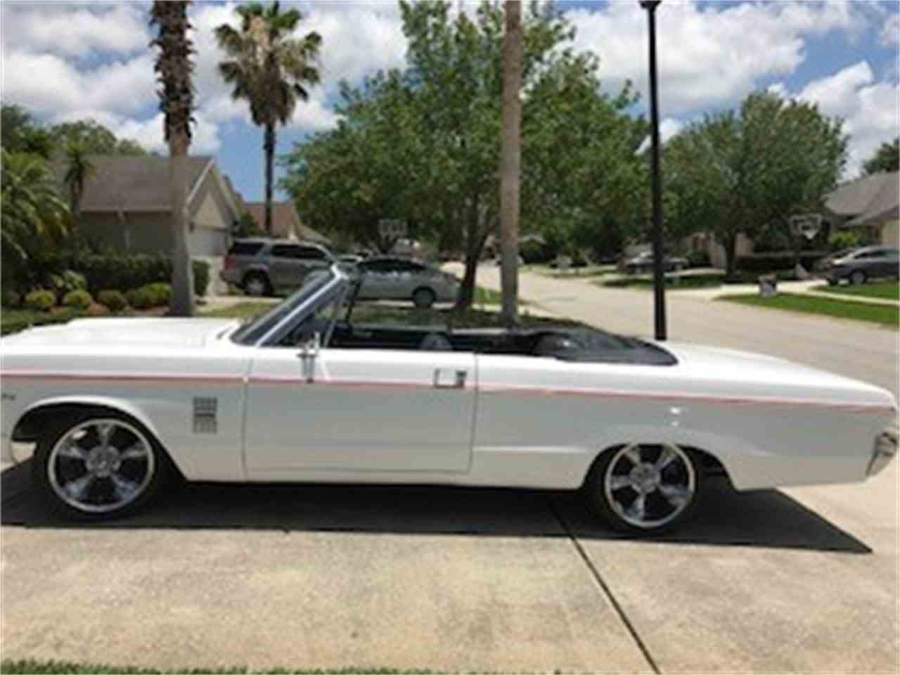 Large Picture of '66 Fury III - L3N7