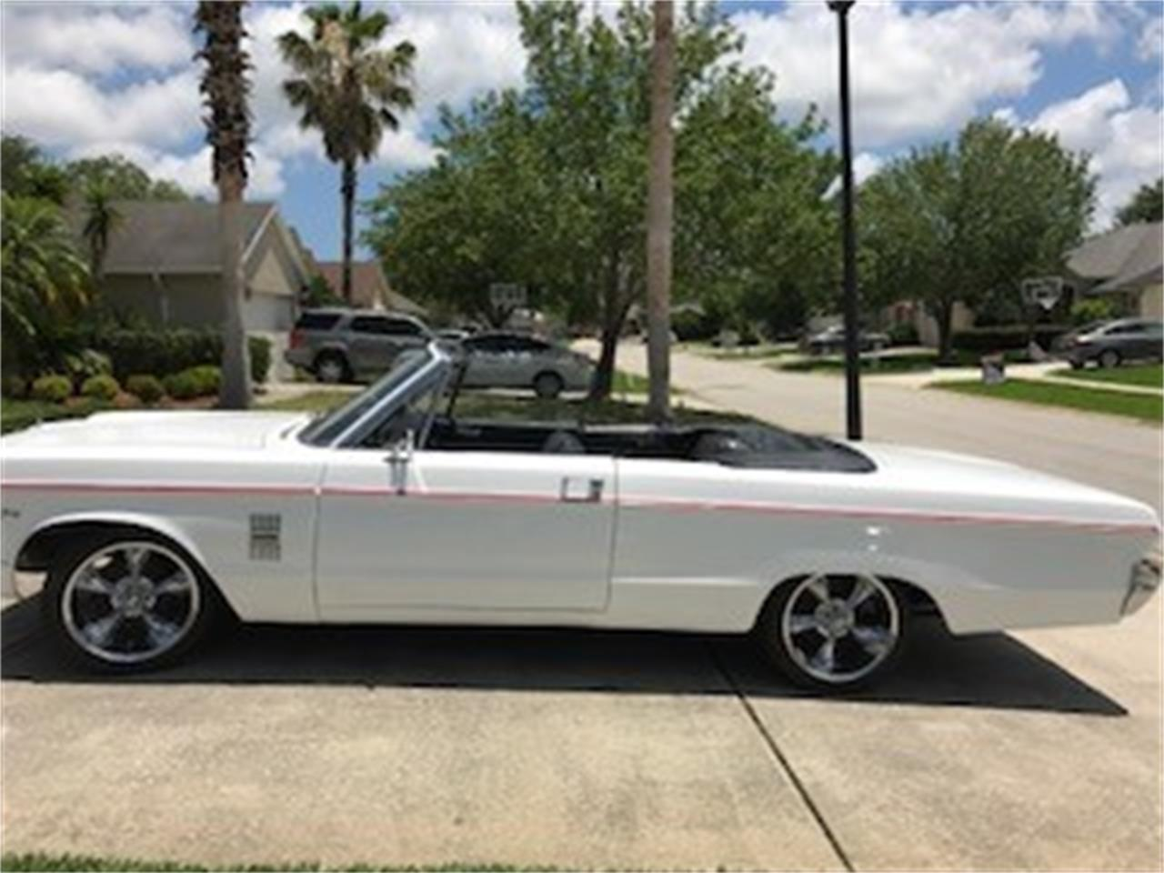 Large Picture of '66 Plymouth Fury III - L3N7