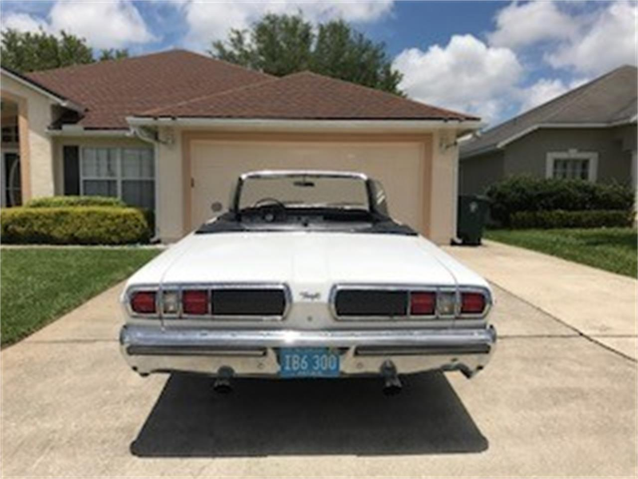 Large Picture of 1966 Fury III located in Jacksonville  Florida - $15,000.00 Offered by a Private Seller - L3N7