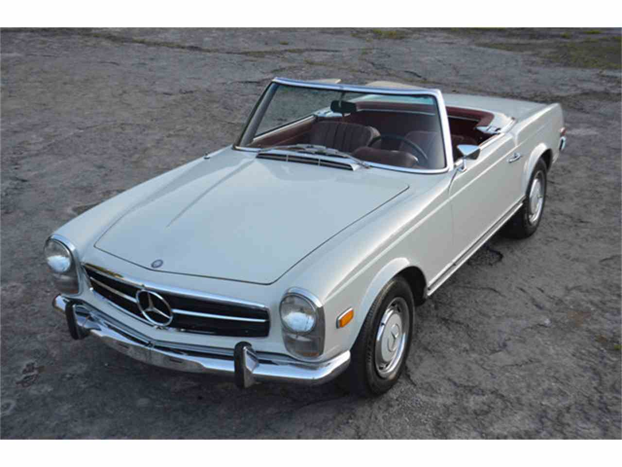 1969 Mercedes-Benz 280SL for Sale | ClassicCars.com | CC ...