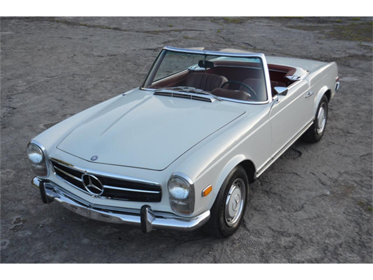 Large Picture of 1969 Mercedes-Benz 280SL located in Tennessee - L3NH