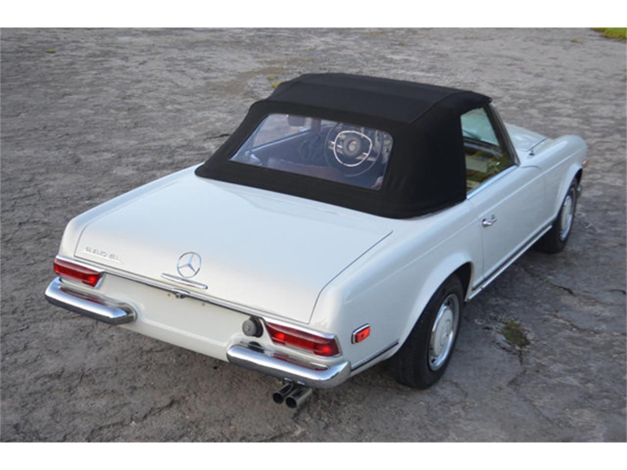Large Picture of 1969 Mercedes-Benz 280SL - $88,500.00 - L3NH