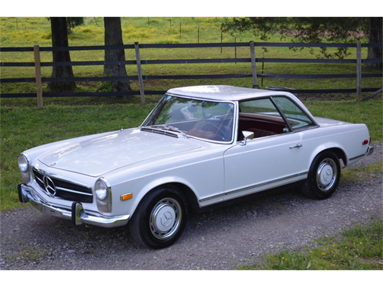 Large Picture of 1969 280SL - $88,500.00 Offered by Frazier Motor Car Company - L3NH