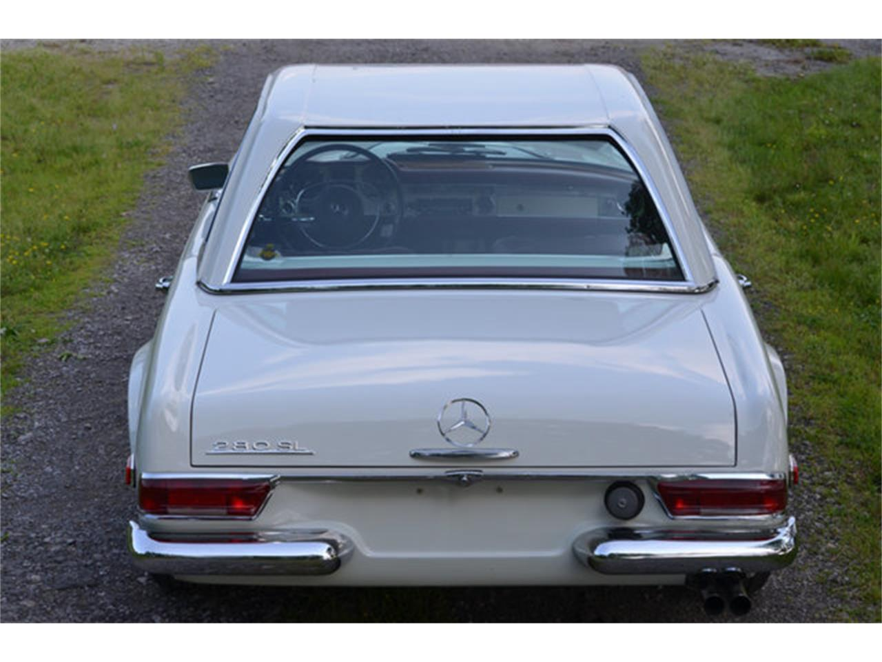 Large Picture of Classic 1969 Mercedes-Benz 280SL located in Lebanon Tennessee - $88,500.00 - L3NH