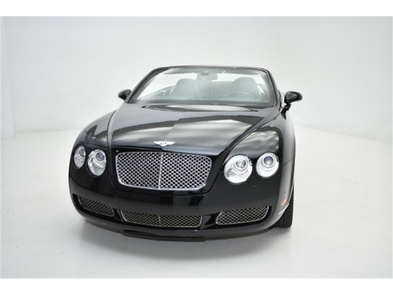 Large Picture of 2009 Continental GTC Mulliner - L3NN