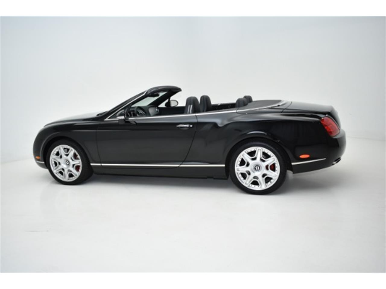Large Picture of '09 Bentley Continental GTC Mulliner located in New York - $85,000.00 Offered by Champion Motors International - L3NN