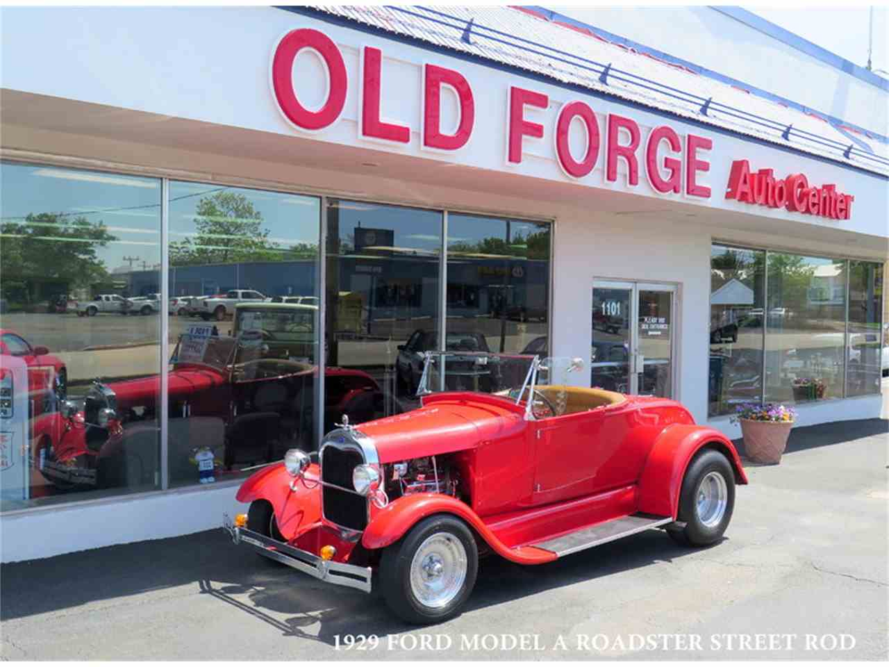 1929 Ford Model A Hot Rod for Sale | ClassicCars.com | CC-984529